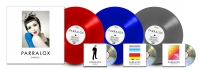 PARRALOX - Singles 1 (Vinyl Super Deluxe Edition) incl. 3 handsignierten Bonus CD-Rs