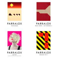 PARRALOX - Travelogue (Super Deluxe Fan Bundle)