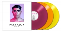 PARRALOX - Singles 2 (Vinyl Super Deluxe Edition) & 3 Bonus CD-Rs