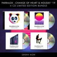 PARRALOX - Holiday '19 / Change of Heart (Super Deluxe Fan Bundle)