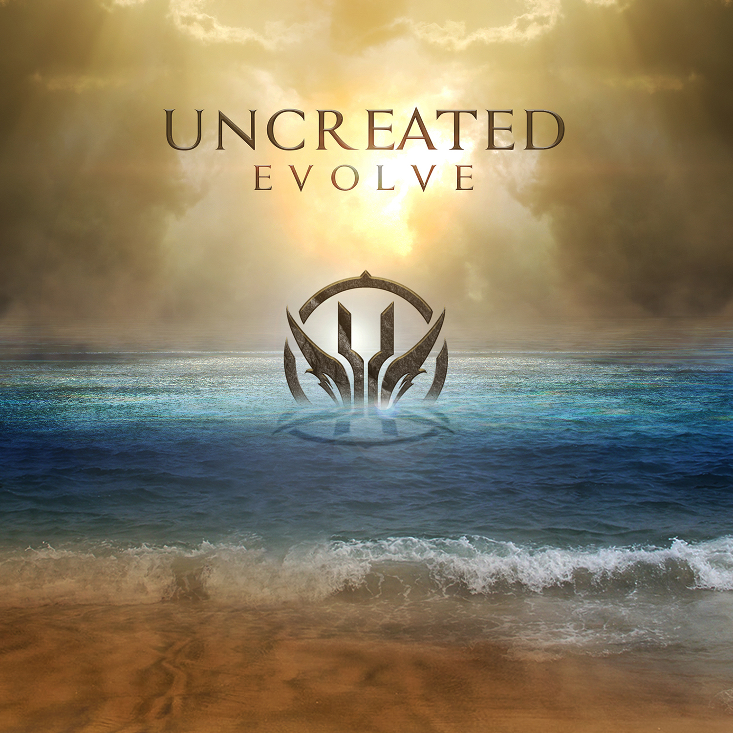 01. Uncreated Evolve Single